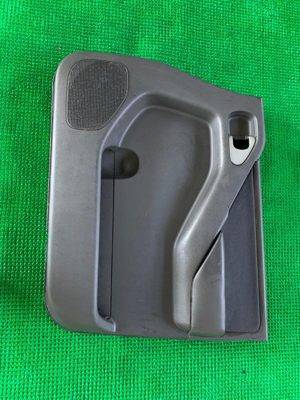 Обшивка двери Nissan Pathfinder R51 VQ40DE 2006 передняя правая (б/у)