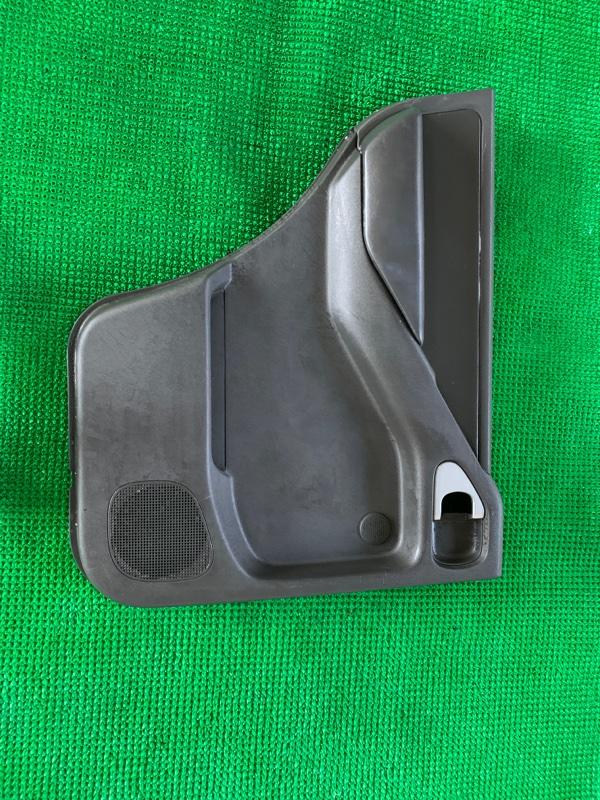 Обшивка двери Nissan Pathfinder R51 VQ40DE 2006 задняя левая (б/у)