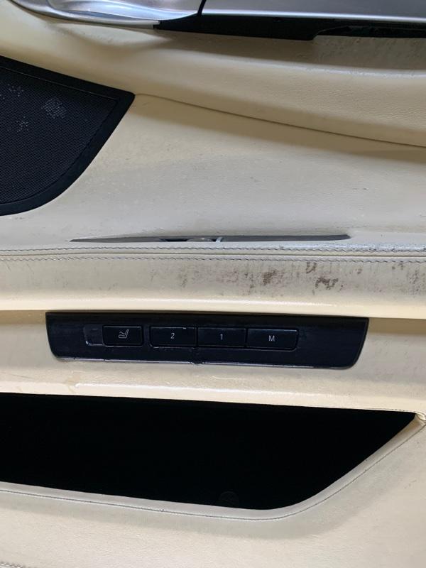 Блок управления сидением Bmw 7-Series F01 N63B44 2008 передний правый (б/у)