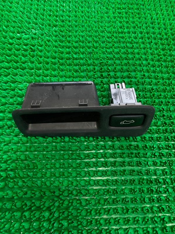 Ручка двери багажника Lexus Rx GGL15 2GRFE 2010 (б/у)