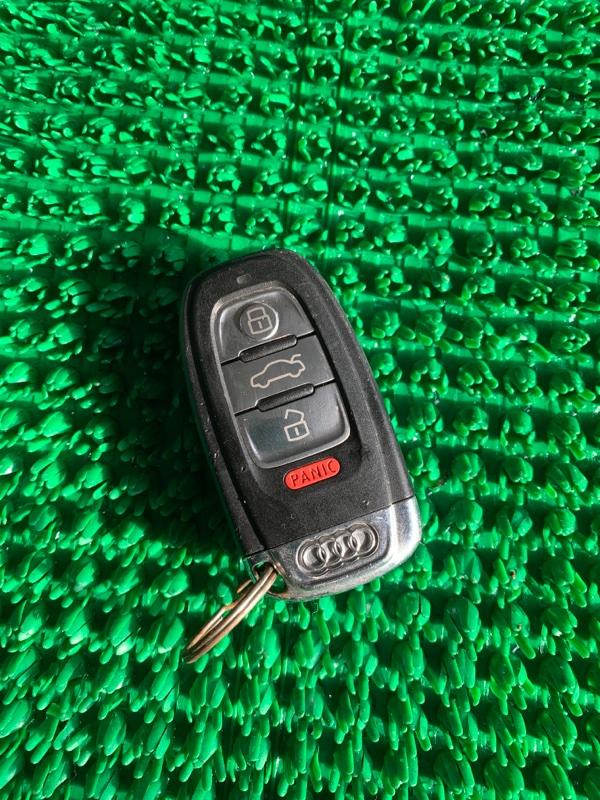 Ключ зажигания Audi Q5 8R CAGA 2009 (б/у)
