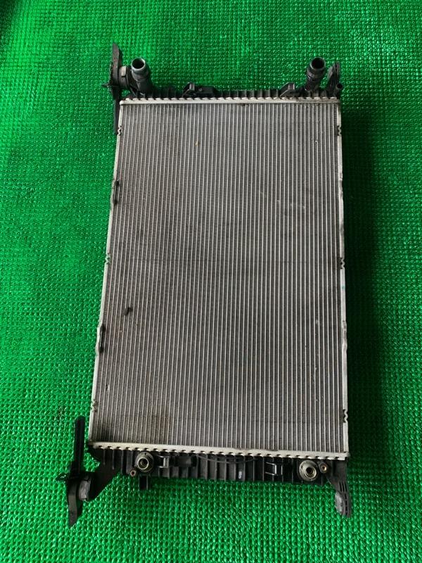 Радиатор двигателя Audi Q5 8R CAGA 2009 (б/у)