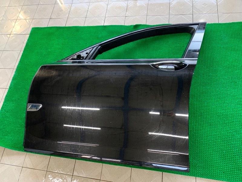 Дверь Bmw 7-Series F01 N63B44 2008 передняя левая (б/у)