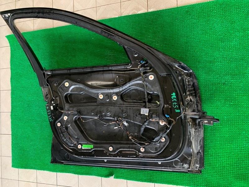 Стеклоподъемник Bmw 7-Series F01 N63B44 2008 передний левый (б/у)