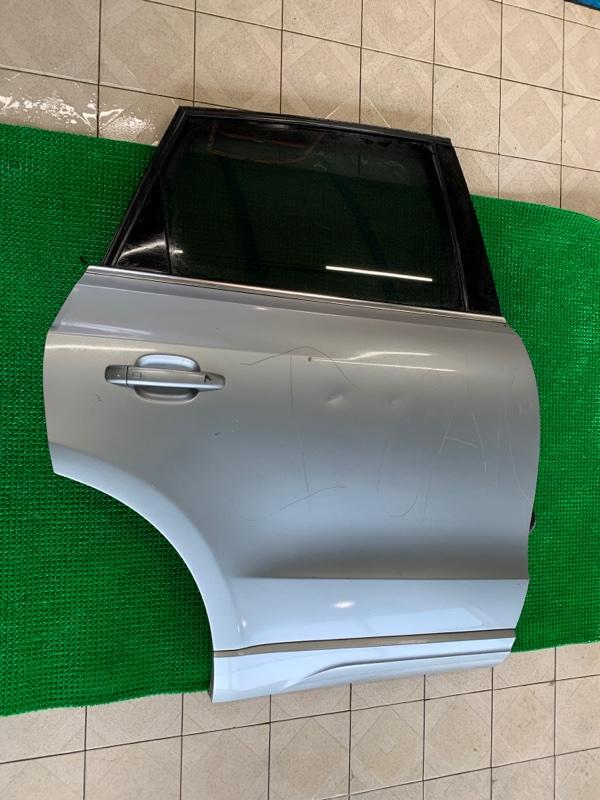 Дверь Audi Q5 8R CAGA 2009 задняя правая (б/у)