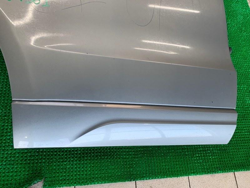 Накладка двери Audi Q5 8R CAGA 2009 задняя правая (б/у)