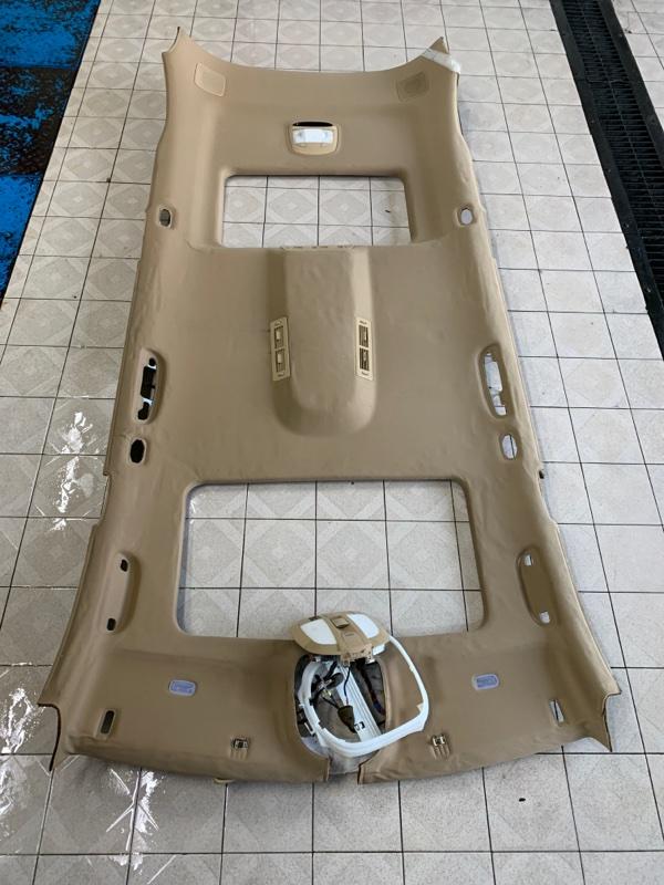 Обшивка потолка Mercedes-Benz Gl-Class X164 M273KE55 2008 (б/у)