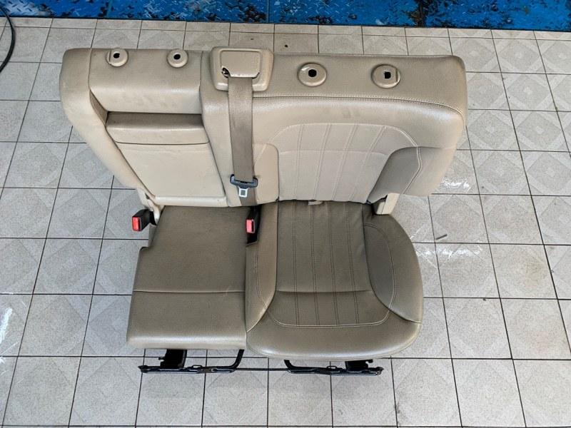Сиденье Mercedes-Benz Gl-Class X164 M273KE55 2008 заднее (б/у)