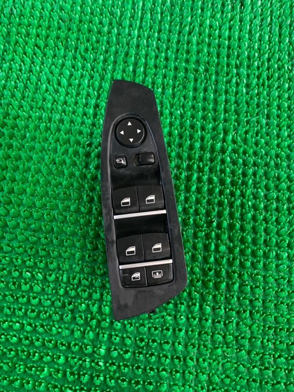 Блок управления стеклоподъемниками Bmw 7-Series F01 N63B44 2008 передний левый (б/у)