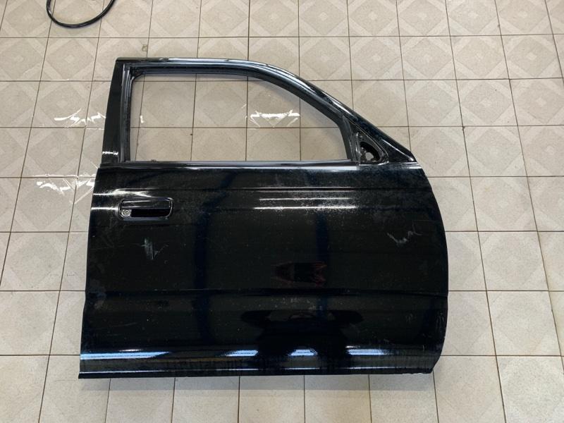 Дверь Toyota Hilux Surf VZN185 5VZFE 1997 передняя правая (б/у)
