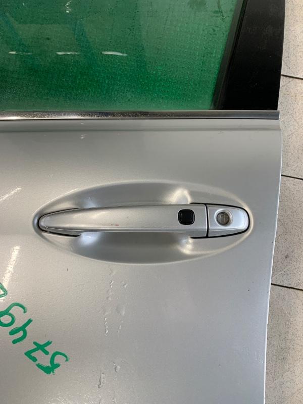 Ручка двери Lexus Gs GRS190 3GRFSE 2007 передняя левая (б/у)