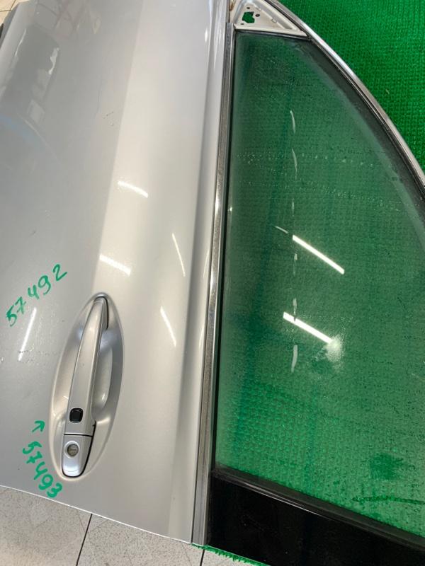 Молдинг стекла Lexus Gs GRS190 3GRFSE 2007 передний левый (б/у)