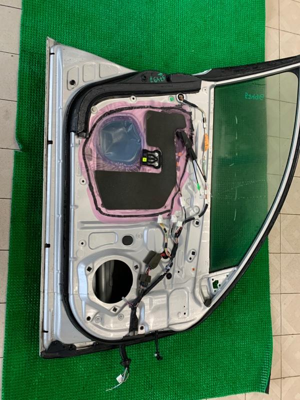 Стеклоподъемник Lexus Gs GRS190 3GRFSE 2007 передний левый (б/у)