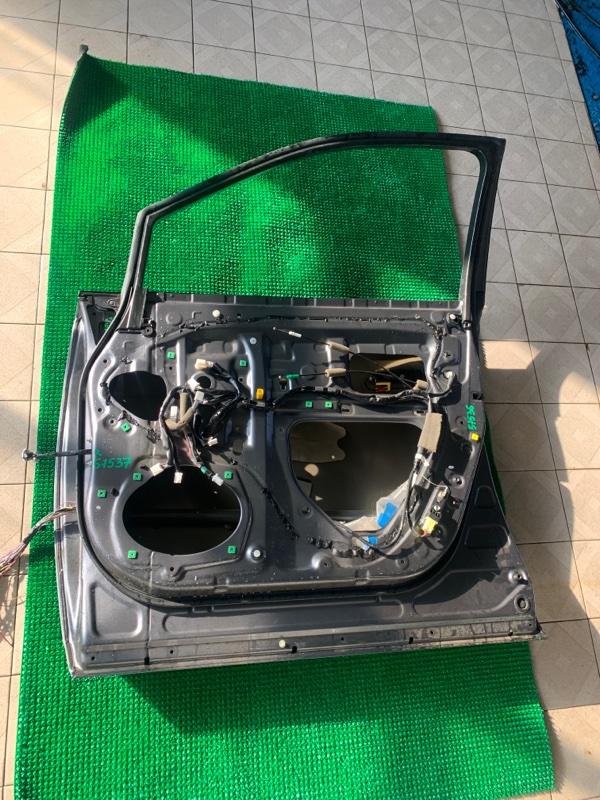 Уплотнитель двери Lexus Rx350 GGL15 2GRFE 2010 передний правый (б/у)