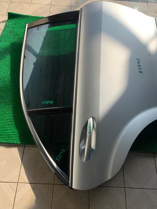 Молдинг стекла Mercedes-Benz S-Class W221 M273E55 2007 задний правый (б/у)