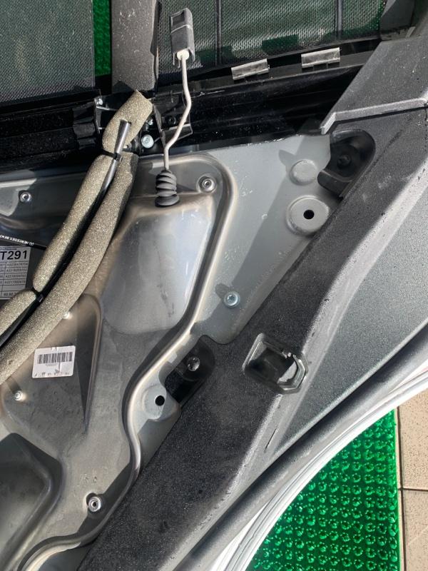 Замок двери Mercedes-Benz S-Class W221 M273E55 2007 задний правый (б/у)