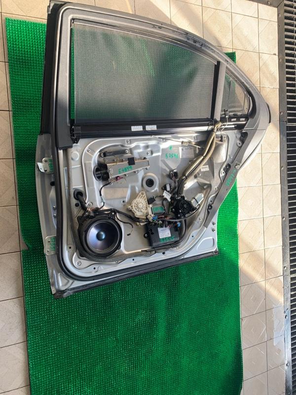 Уплотнитель двери Mercedes-Benz S-Class W221 M273E55 2007 задний правый (б/у)