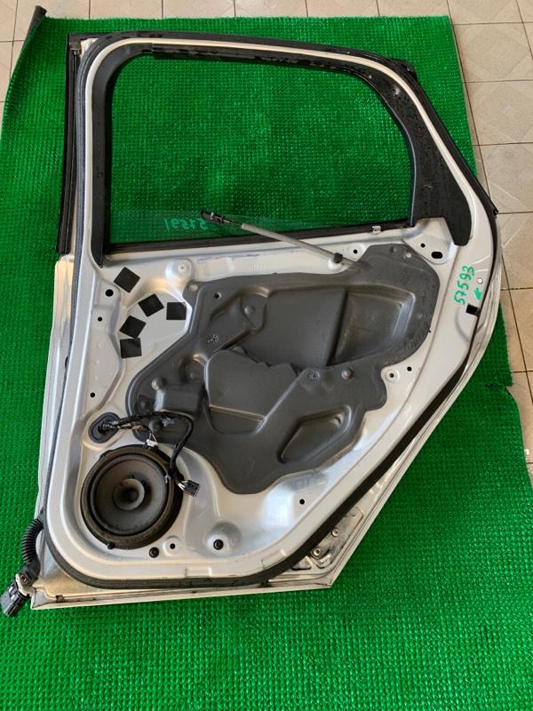 Стеклоподъемник Ford Focus BK XQDA 2011 задний правый (б/у)