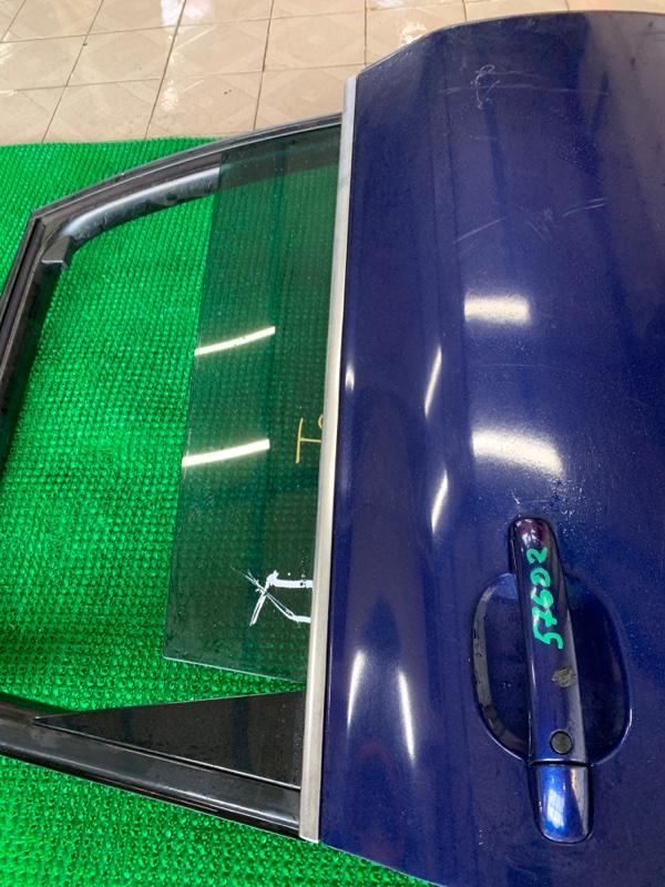 Молдинг стекла Volkswagen Touareg 7LA BAR 2002 задний правый (б/у)