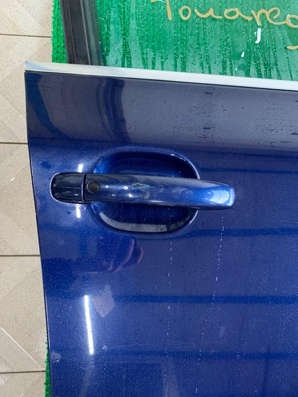 Ручка двери Volkswagen Touareg 7LA BAR 2002 передняя правая (б/у)