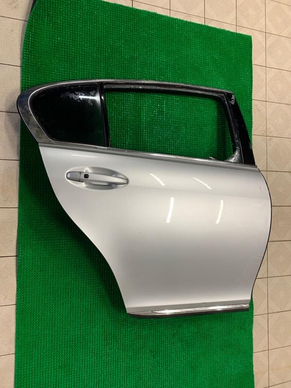 Дверь Lexus Gs GRS190 3GRFSE 2007 задняя правая (б/у)