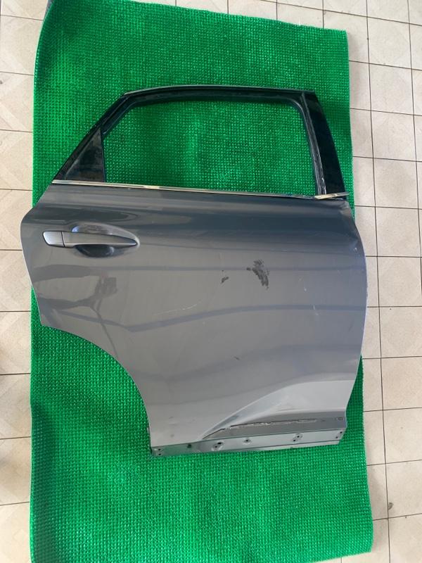 Дверь Lexus Rx GGL15 2GRFE 2010 задняя правая (б/у)
