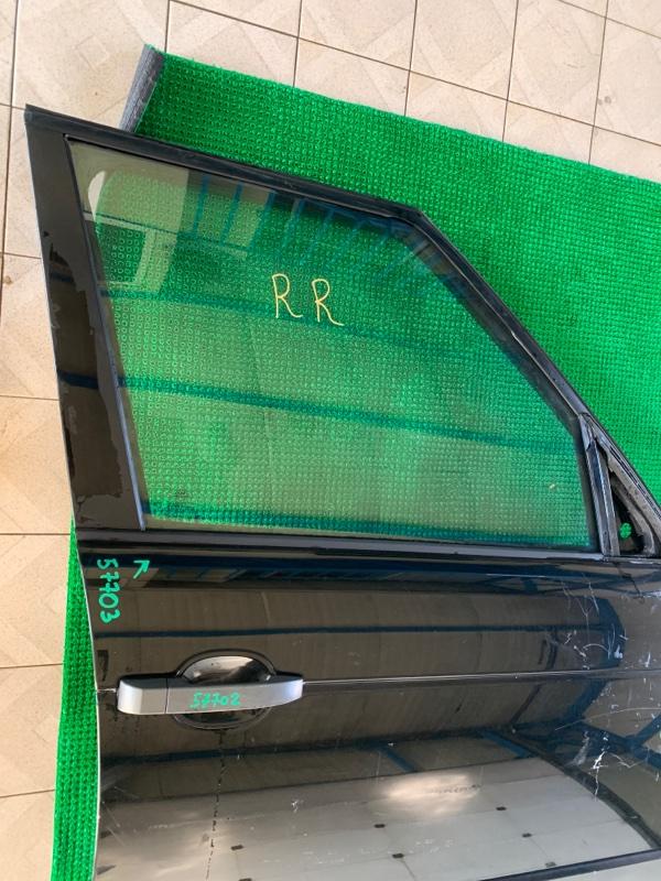 Стекло двери Land Rover Range Rover L322 448PN 2003 переднее правое (б/у)