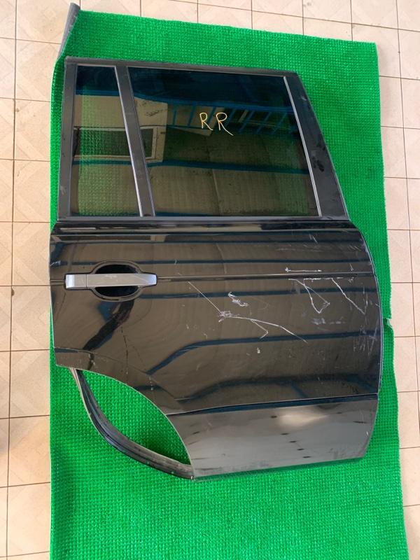 Дверь Land Rover Range Rover L322 448PN 2003 задняя правая (б/у)