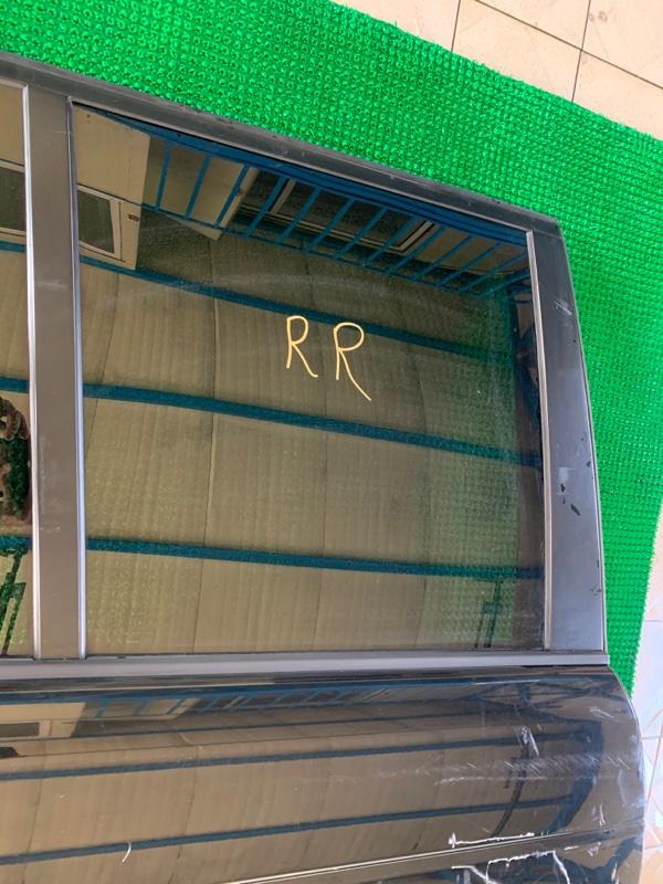 Стекло двери Land Rover Range Rover L322 448PN 2003 заднее правое (б/у)