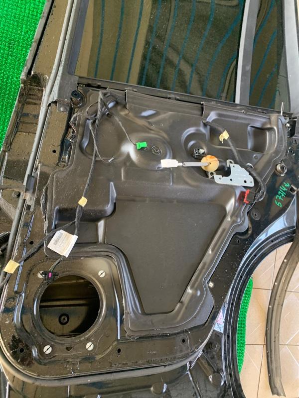Стеклоподъемник Land Rover Range Rover L322 448PN 2003 задний правый (б/у)