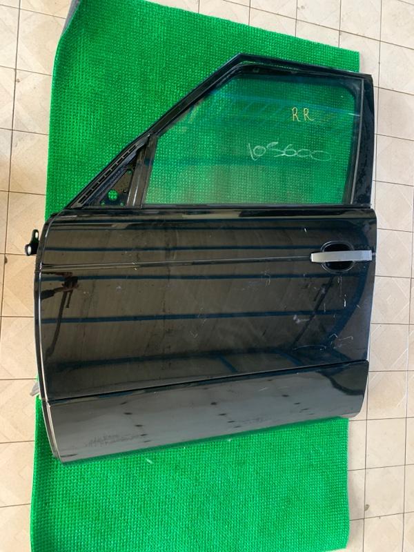 Дверь Land Rover Range Rover L322 448PN 2003 передняя левая (б/у)
