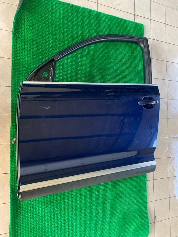 Дверь Volkswagen Touareg 7LA BAR 2002 передняя левая (б/у)