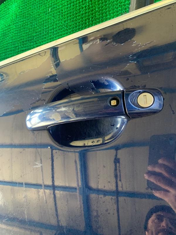 Ручка двери Volkswagen Touareg 7LA BAR 2002 передняя левая (б/у)