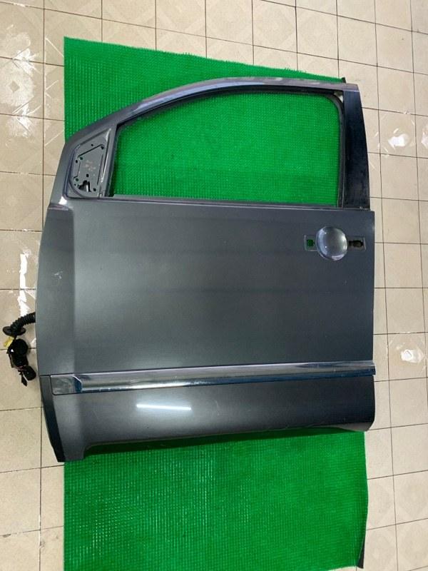 Дверь Infiniti Qx56 JA60 VK56DE 2005 передняя левая (б/у)