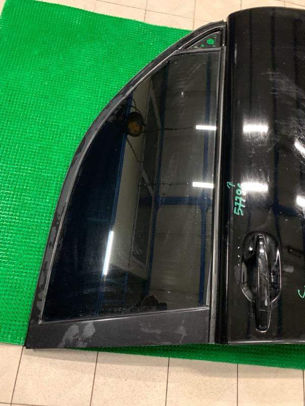 Стекло двери Toyota Hilux Surf RZN215 3RZFE 2003 переднее правое (б/у)