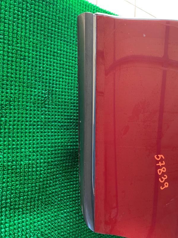 Молдинг двери Lexus Gs GRS190 3GRFSE 2007 задний левый (б/у)