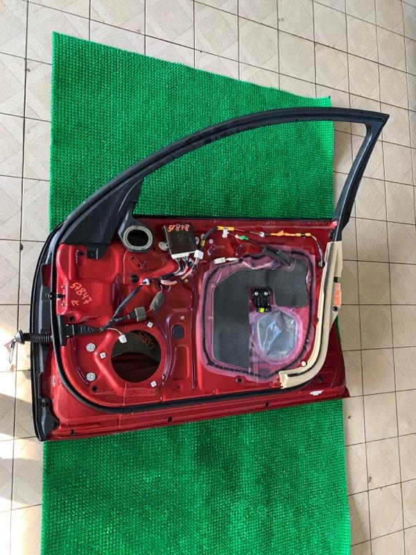 Уплотнитель двери Lexus Gs GRS190 3GRFSE 2007 передний правый (б/у)