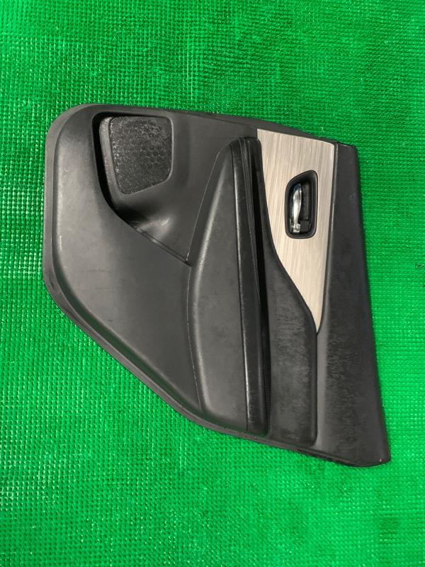 Обшивка двери Nissan Murano Z52 QR25DER 2016 задняя правая (б/у)