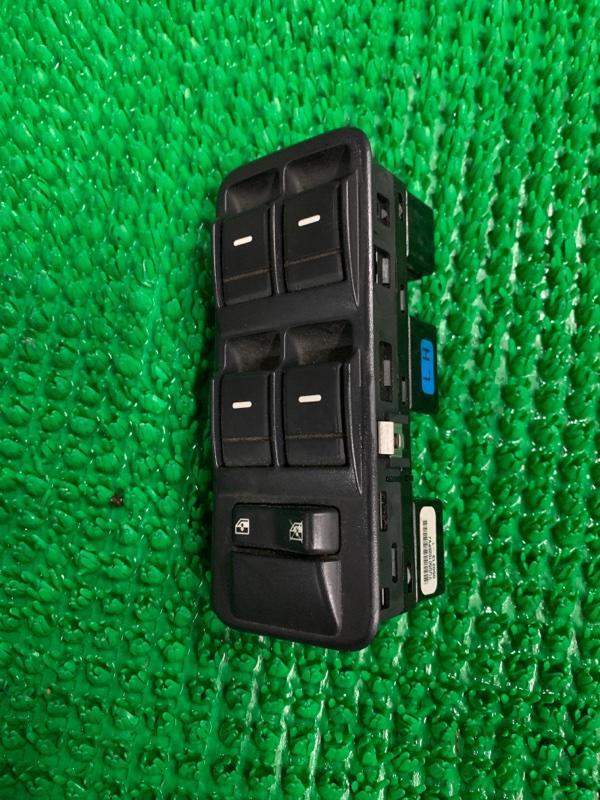 Блок управления стеклоподъемниками Land Rover Range Rover Sport L320 448PN 2005 передний левый (б/у)