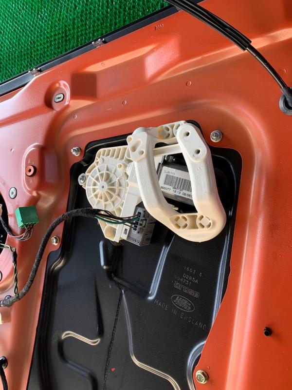 Стеклоподъемник Land Rover Range Rover Sport L320 448PN 2005 передний правый (б/у)