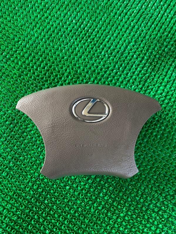 Airbag на руль Lexus Gx470 UZJ120 2UZFE 2003 (б/у)