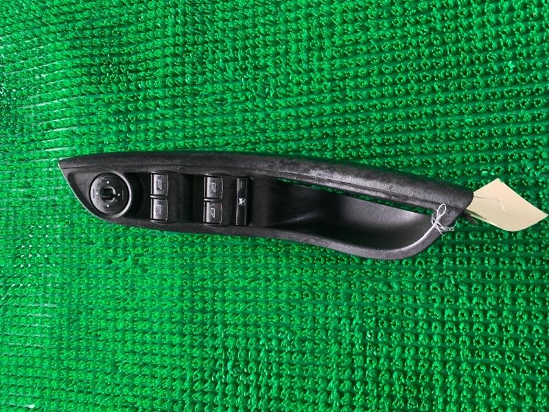 Блок управления стеклоподъемниками Ford Focus BK XQDA 2011 передний левый (б/у)