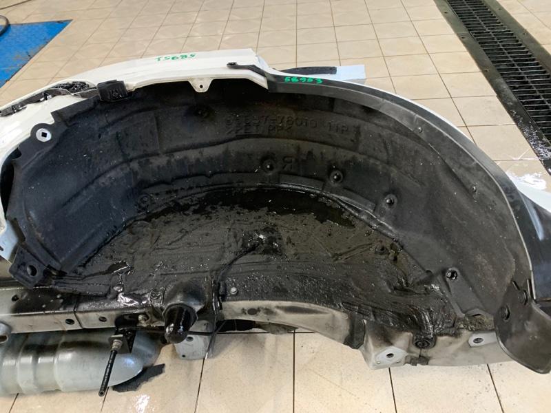 Подкрылок Lexus Nx AGZ15 8ARFTS 2014 задний правый (б/у)