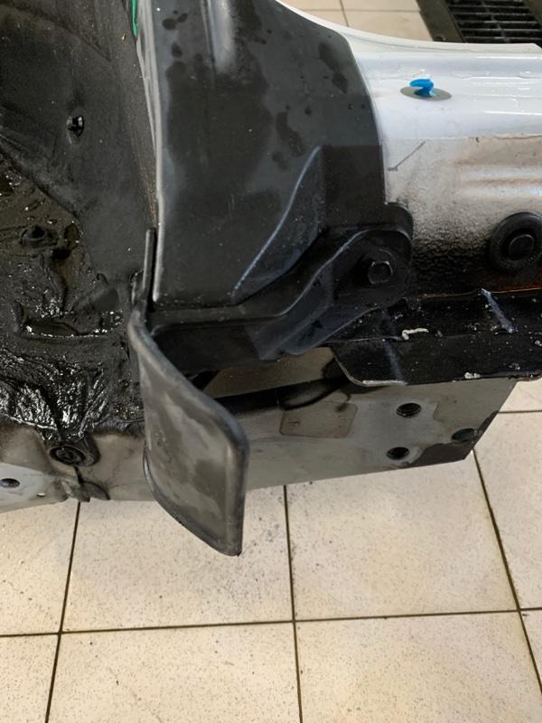 Брызговик Lexus Nx AGZ15 8ARFTS 2014 задний правый (б/у)