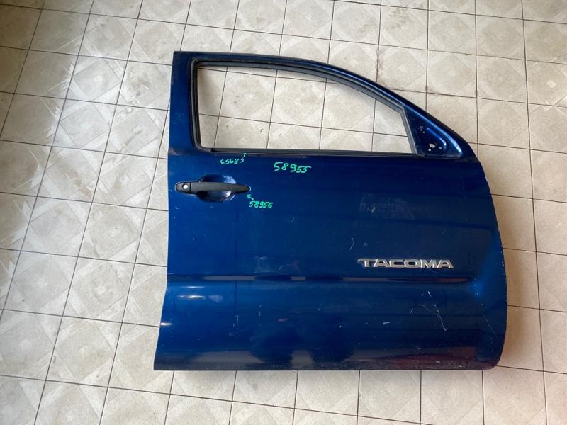 Стеклоподъемник Toyota Tacoma GRN245 1GRFE 2005 передний правый (б/у)