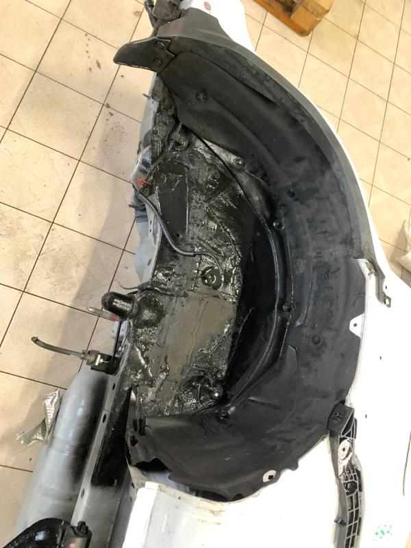 Подкрылок Lexus Nx AGZ15 8ARFTS 2014 задний левый (б/у)