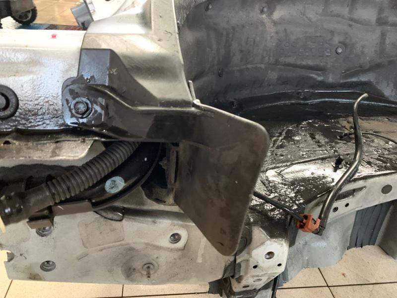 Брызговик Lexus Nx AGZ15 8ARFTS 2014 задний левый (б/у)