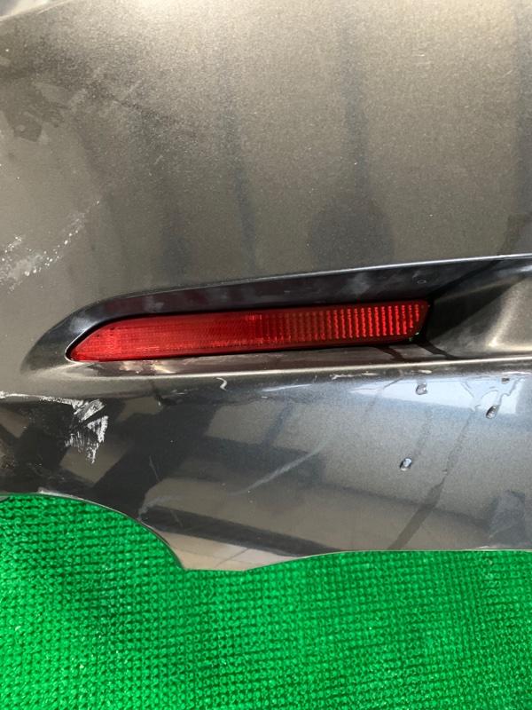 Катафот в бампер Toyota Venza GGV15 2GRFE 2010 задний левый (б/у)