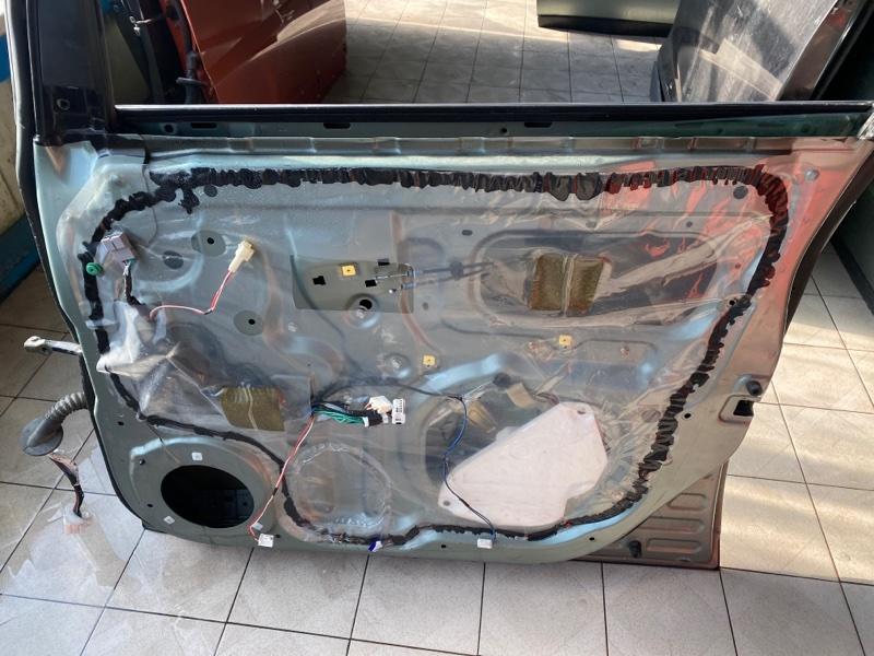 Стеклоподъемник Subaru B9 Tribeca WXE EZ30 2004 передний правый (б/у)