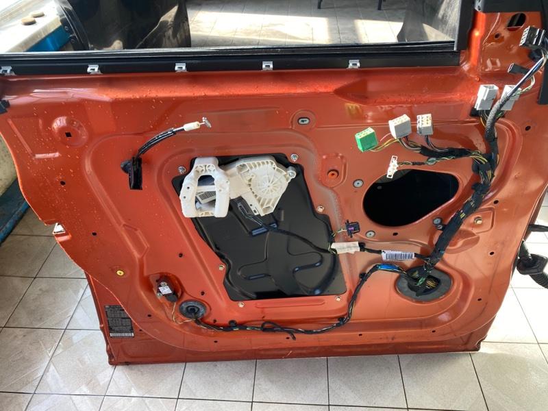 Стеклоподъемник Land Rover Range Rover Sport L320 448PN 2005 передний левый (б/у)